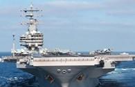 Mỹ điều tàu sân bay thứ hai tới bán đảo Triều Tiên