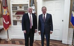 Ngoại trưởng Nga phủ nhận Tổng thống Trump nói về Giám đốc FBI