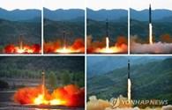 Tên lửa Triều Tiên vừa phóng có thể đạt độ cao 560km