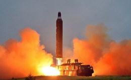 Triều Tiên phóng một tên lửa chưa xác định vào chiều nay
