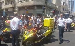 Tai nạn giao thông tại thủ đô Israel ngay trước chuyến thăm của Tổng thống Mỹ