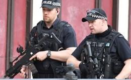 Bắt nghi phạm đầu tiên của vụ tấn công khủng bố ở Manchester