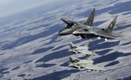 Hơn 100 máy bay của 11 nước tập trận quy mô lớn trên bán đảo Scandinavia
