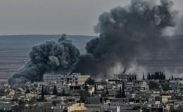 Liên quân Mỹ không kích Syria khiến 80 người liên quan IS thiệt mạng