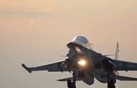 Nga không kích tiêu diệt 120 phiến quân khủng bố ở Syria
