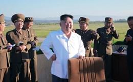 Triều Tiên công bố thử thành công tên lửa phòng không KN-06