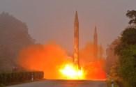 Mỹ, Nhật hợp tác sau khi Triều Tiên phóng tên lửa ra biển Nhật Bản