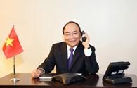 Thủ tướng Nguyễn Xuân Phúc điện đàm với một số nghị sĩ Hoa Kỳ