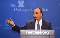 Thủ tướng Nguyễn Xuân Phúc thăm, phát biểu tại Viện Di sản, Hoa Kỳ