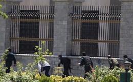IS tung hình ảnh tay súng trong tòa nhà Quốc hội Iran