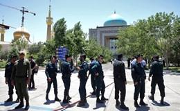 IS nhận trách nhiệm vụ tấn công Quốc hội Iran và lăng mộ Khomeini