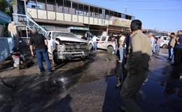 IS đánh bom hai khu chợ ở Iraq, 119 người thương vong