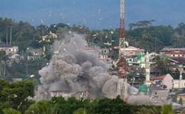 13 lính Philippines hi sinh sau 16 giờ đọ súng ác liệt với phiến quân Maute
