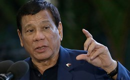 Ông Rodrigo Duterte: Thủ lĩnh tối cao IS ra lệnh khủng bố ở Philippines