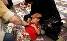 800 người ngộ độc thực phẩm trong trại tị nạn ở Iraq