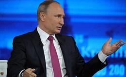 """Ông Putin muốn """"bắt tay"""" với Mỹ giải quyết khủng hoảng Ukraina"""