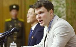 """Mỹ """"đau đầu"""" tìm nguyên nhân tổn thương não của sinh viên được Triều Tiên thả"""