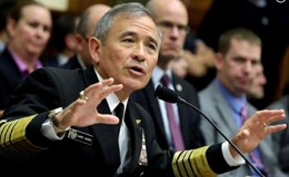 Tư lệnh Bộ chỉ huy Thái Bình Dương Harry Harris sắp rời vị trí