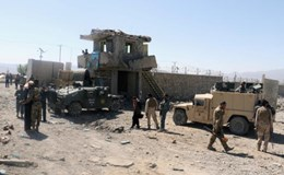 Taliban tấn công trụ sở cảnh sát Afghanistan, 35 người thương vong