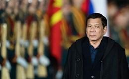Tổng thống Philippines xin lỗi vì ban bố thiết quân luật ở Marawi