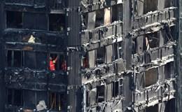 Cảnh sát Anh công bố nguyên nhân chung cư London bị thiêu rụi