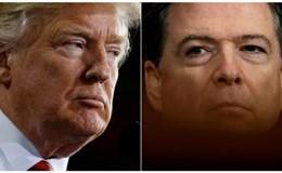 Tổng thống Donald Trump phủ nhận ghi âm trò chuyện với cựu Giám đốc FBI