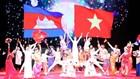Lễ kỷ niệm 50 năm thiết lập quan hệ ngoại giao Việt Nam-Campuchia