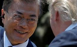 Tổng thống Donald Trump đến bán đảo Triều Tiên trong năm nay?