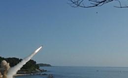 Mỹ - Hàn tập trận bắn đạn thật ngay sau khi Triều Tiên thử tên lửa