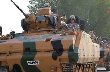 """""""Giải mã"""" yêu sách đòi Qatar đóng cửa căn cứ quân sự Thổ Nhĩ Kỳ của các nước Arab"""