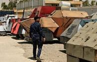 """Mục sở thị những chiếc """"xe bọc thép"""" tự chế kỳ dị của IS ở Mosul"""