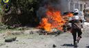 Đại sứ quán Nga tại Syria bất ngờ trúng đạn pháo