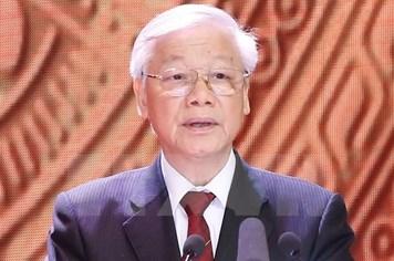 Báo Campuchia thông tin về chuyến thăm chính thức của Tổng Bí thư Nguyễn Phú Trọng