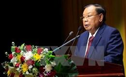 Lào kỷ niệm trọng thể 55 năm thiết lập quan hệ ngoại giao với Việt Nam