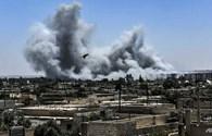 """Mỹ tổng lực """"dội bom"""" thành trì cuối cùng của IS ở Syria"""