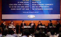 Cộng đồng kinh tế ASEAN và cơ hội cho cộng đồng doanh nghiệp Việt Nam