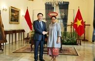 Việt Nam - Indonesia thúc đẩy thỏa thuận vùng đặc quyền kinh tế chồng lấn