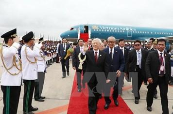 Việt Nam tặng Quốc hội Campuchia công trình trị giá 25 triệu USD