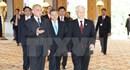 Tổng Bí thư: Việt Nam làm hết sức mình vun đắp quan hệ với Campuchia