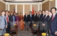 Vun đắp, phát triển bền vững tình đoàn kết Campuchia - Việt Nam