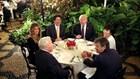 """Tại sao vợ ông Shinzo Abe """"né"""" không trò chuyện với ông Donald Trump tại G20?"""
