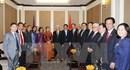 Tổng Bí thư Nguyễn Phú Trọng rời Phnom Penh, đi thăm tỉnh Preah Sihanouk