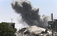 """Thành Raqqa đang """"tuột khỏi tầm tay"""" của IS ở Syria"""