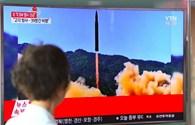 Triều Tiên bất ngờ phóng tên lửa đạn đạo vào nửa đêm
