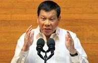 Ông Rodrigo Duterte nói về vụ giết thị trưởng buôn ma túy gây tranh cãi ở Philippines