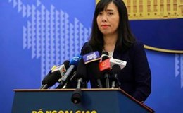 Việt Nam lấy làm tiếc về phát biểu của Bộ Ngoại giao Đức liên quan vụ việc Trịnh Xuân Thanh