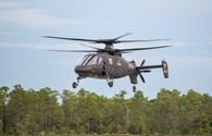 Siêu trực thăng đến từ tương lai S-97 Raider của Mỹ rơi khi bay thử nghiệm