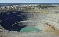 Mỏ kim cương khổng lồ của Nga ngập trong biển nước, hàng chục thợ mỏ mất tích