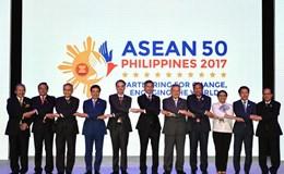 ASEAN thông qua dự thảo khung Bộ quy tắc ứng xử của các bên ở Biển Đông