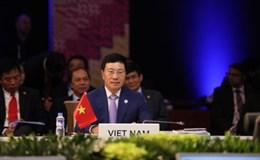 Việt Nam tái khẳng định lập trường về Biển Đông tại AMM 50